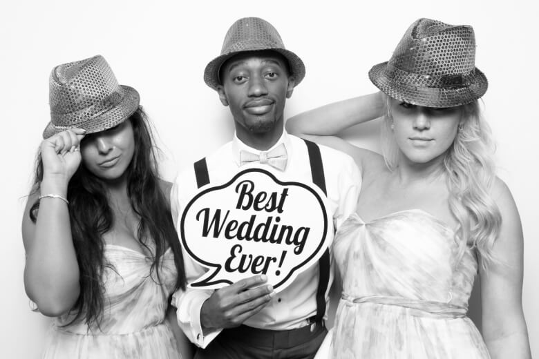 Plush Photo Booth | Dallas Weddings & Corporate Photo Booths